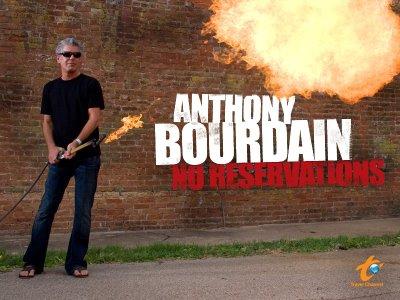 Anthony Bourdain - No Reservationi