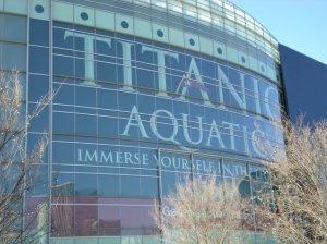 Titanic Aquatic Georgia Aquarium