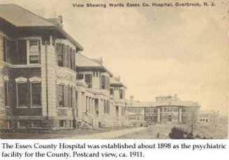 essex county mental hospital