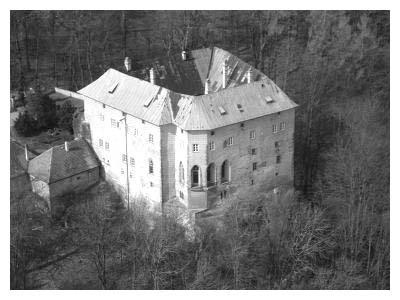 houska castle - prague czech republic