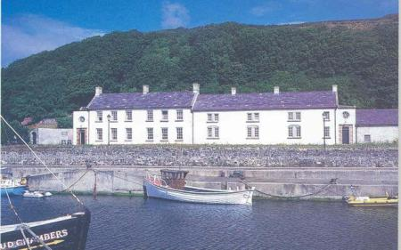 Manor House - N. Ireland - Rathlin Island