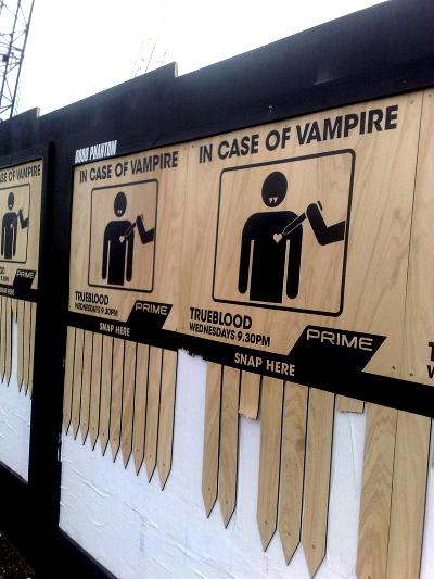 True Blood - Auckland, New Zealand