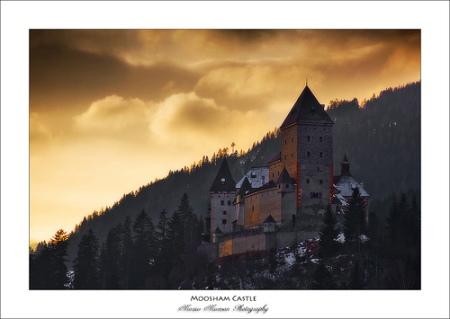 The Witch's Castle - Castle Moosham