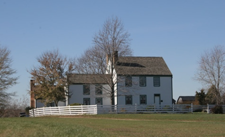Dr. Samuel Mudd - Home