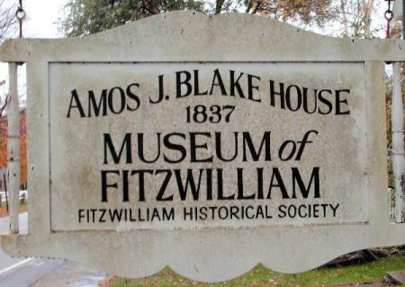 Amos J. Blake House Museum